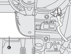 Ford Ka mk2 (2008) – auxiliary box