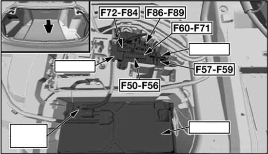 bmw 6 series (e63, e64) (2004 – 2010) – fuse box diagram - carknowledge.info  carknowledge.info
