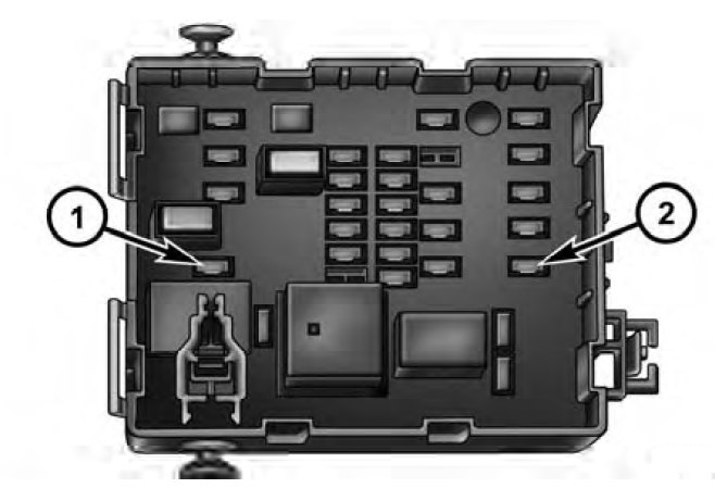 dodge journey  2014  u2013 2017   u2013 fuse box diagram carknowledge