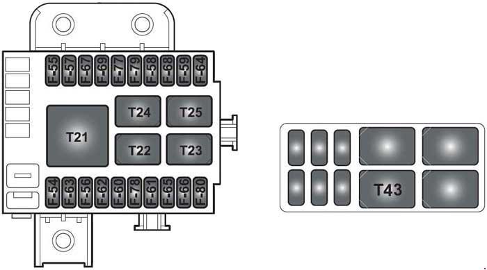 ferrari 458 2009 2015 fuse box diagram carknowledge. Black Bedroom Furniture Sets. Home Design Ideas
