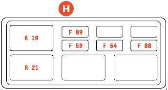 ferrari 599 2006 2012 fuse box diagram carknowledge. Black Bedroom Furniture Sets. Home Design Ideas