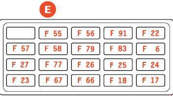 Ferrari Fuse Box - Catalogue of Schemas on ferrari 456 headlight conversion, ferrari 308 wiring diagram, ferrari mondial wiring diagram,