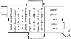 2007 explorer fuse box diagram ford crown victoria  2003     2013      fuse box diagram  ford crown victoria  2003     2013