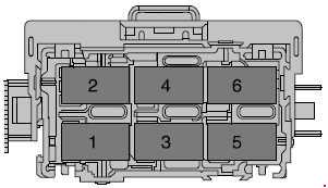 Ford F-150 (2009 - 2014) - fuse box diagram - CARKNOWLEDGE