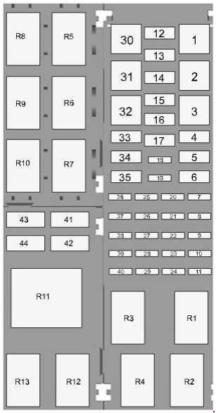 1967 buick skylark fuse box diagram ford ka  2014     2018      fuse box diagram carknowledge info  ford ka  2014     2018      fuse box