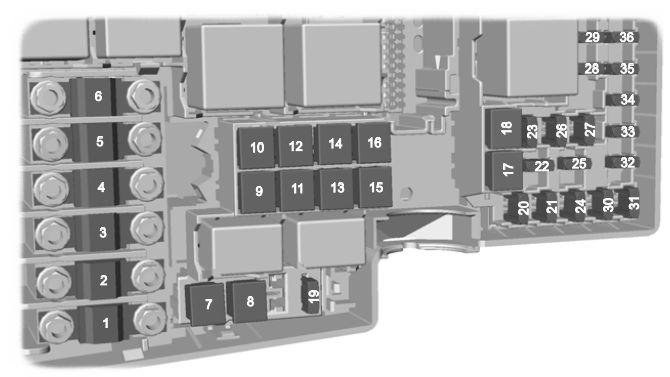 Ford Kuga Wiring Diagram - Wiring Diagrams ROCK
