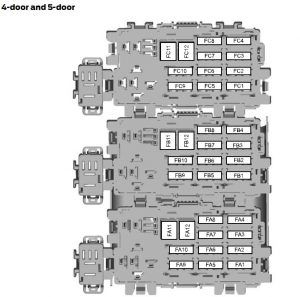 mondeo wiring diagram ford mondeo mk4  20 08 2007     03 02 2008      fuse box diagram  eu  ford mondeo mk4  20 08 2007     03 02