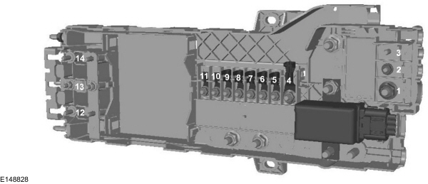 Ford Transit Mk8  From 2015   U2013 Fuse Box Diagram  Eu