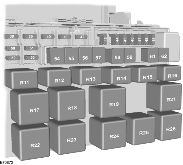 Ford Transit mk7 (2006 - 2014) – fuse box (EU version) - Carknowledge.infoCarknowledge.info