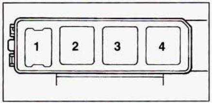 Geo Prizm (1990 – 1995) – fuse box diagram - Carknowledge.infoCarknowledge.info