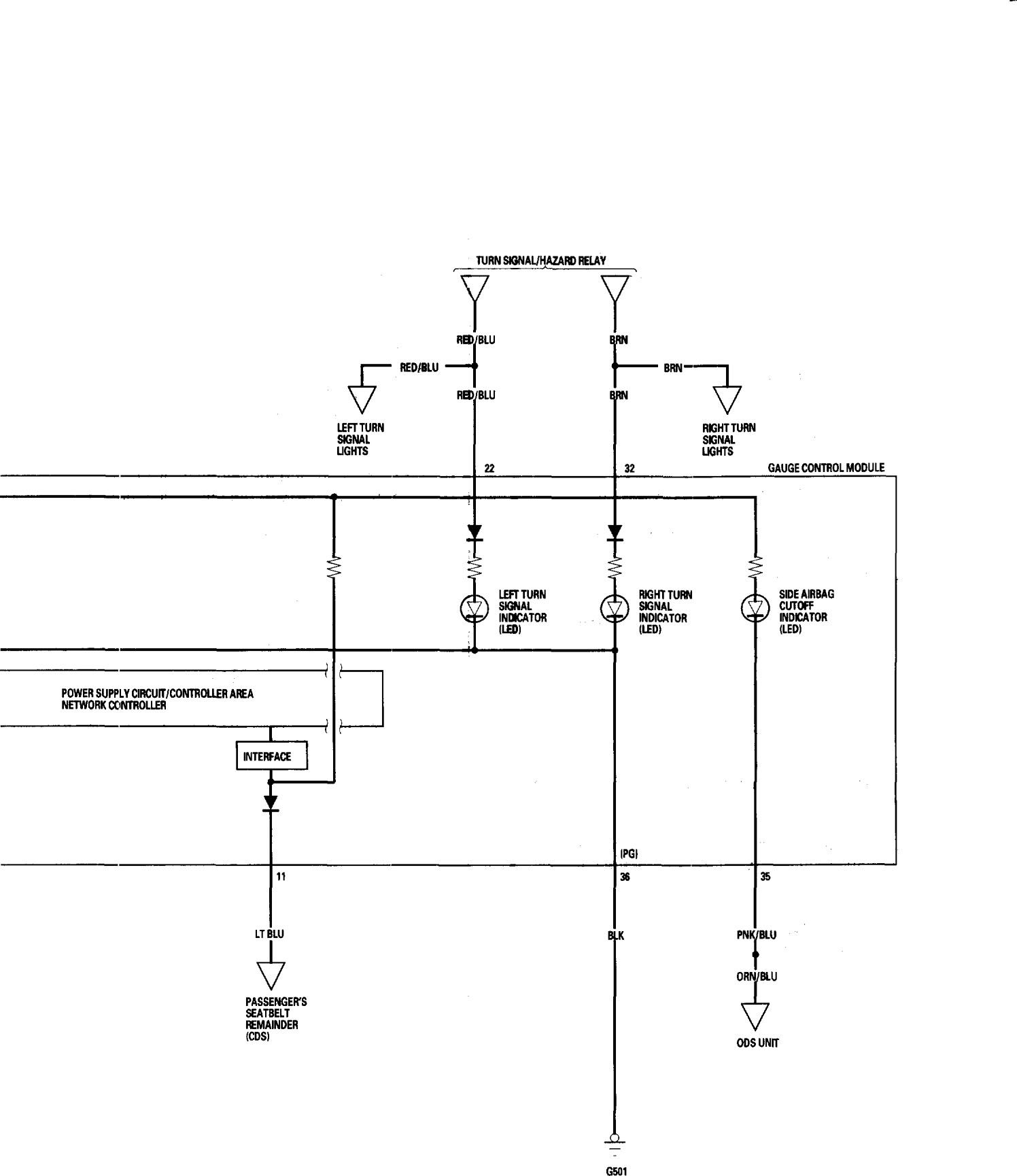WRG-1374] Honda Accord Turn Signal Wiring Diagram on