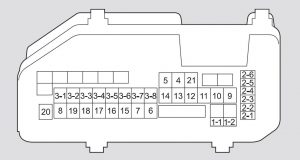 Honda Accord (2011 – 2012) – fuse box diagram - Carknowledge.infoCarknowledge.info