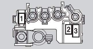 Honda CR-Z (2016) – fuse box diagram - Carknowledge.infoCarknowledge.info