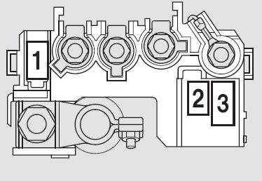 honda insight 2010 2011 fuse box diagram carknowledge. Black Bedroom Furniture Sets. Home Design Ideas