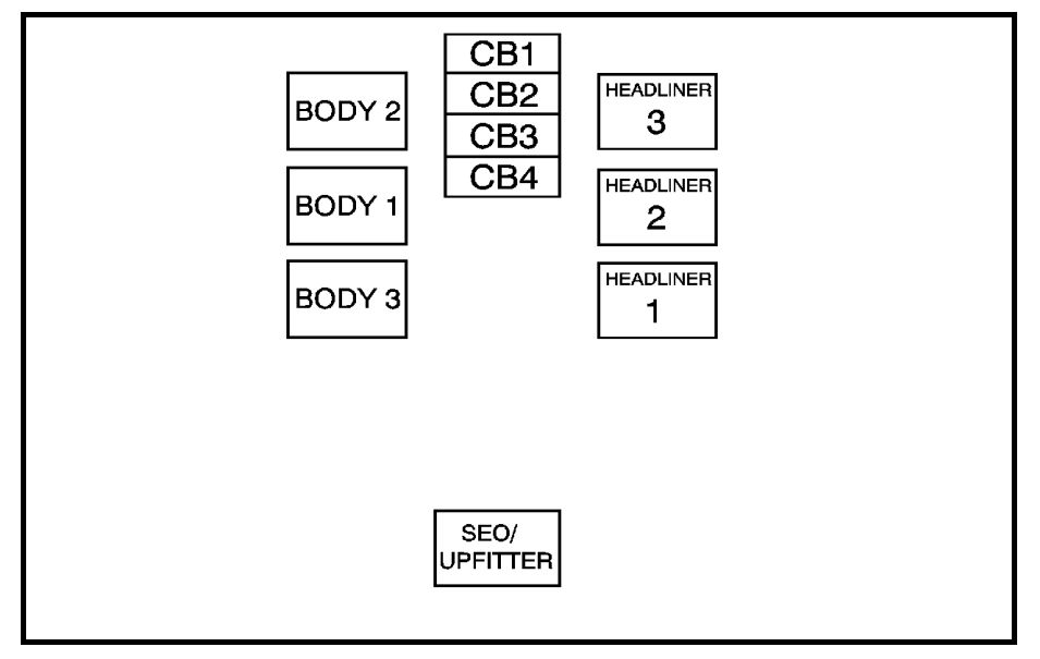 Hummer H2  2008   U2013 Fuse Box Diagram