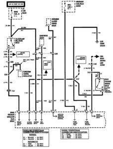 GMC Sierra 1500 – wiring diagrams – ABS (part 1)