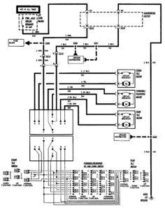 gmc sierra 1500  1995   u2013 wiring diagrams  u2013 power seat
