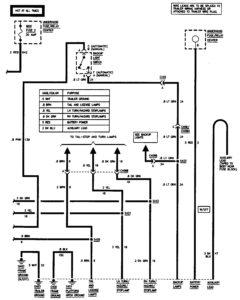 GMC Sierra 1500 – wiring diagrams – trailer towing (part 2)