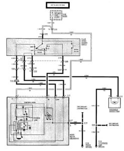 GMC Sierra 1500 – wiring diagrams – wiper/washer