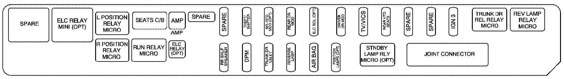 07 Cts Fuse Diagram Wiring Diagrams Element Element Miglioribanche It