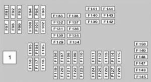 BMW X5 (E70; 2007 – 2013) – fuse box diagram - Carknowledge.info   X5 Fuse Box Diagram      Carknowledge.info