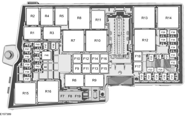 Lincoln Mkc 2014 2019 Fuse Box Diagram Carknowledge Info