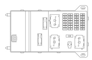 Lincoln Mkz 2005 2010 Fuse Box Diagram Carknowledge Info