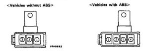 Eagle Talon – fuse box diagram – centralized junction block