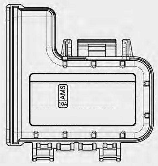 Kia Soul Ev  2015  - Fuse Box Diagram