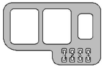 [DIAGRAM_38DE]  Lexus ES300 (1998) - fuse box diagram - Carknowledge.info | Lexus Es300 Fuse Box Diagram |  | Carknowledge.info