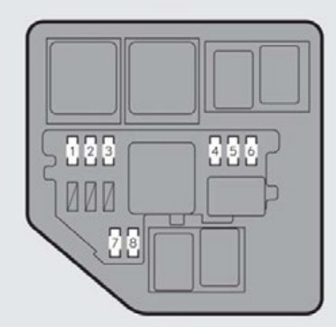 [GJFJ_338]  Lexus ES330 (2013) - fuse box diagram - Carknowledge.info | Lexus Es330 Fuse Box |  | Carknowledge.info