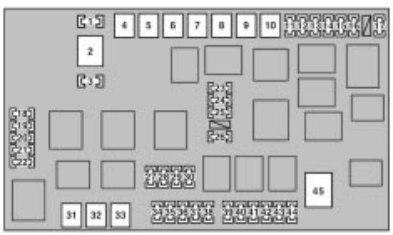 Lexus GX470 (2005) - fuse box diagram - Carknowledge.infoCarknowledge.info