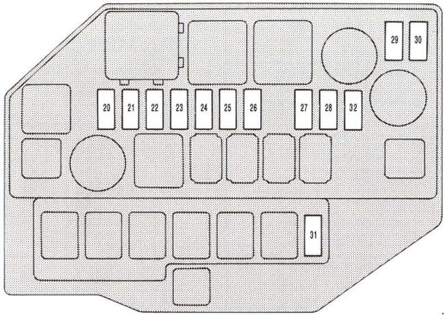 Lexus Sc 400  Z30   1991 - 2000