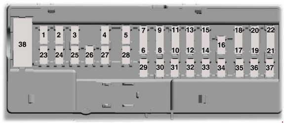 2007 lincoln mkx fuse panel diagram lincoln mkz  2013 2019  fuse box diagram carknowledge info  lincoln mkz  2013 2019  fuse box