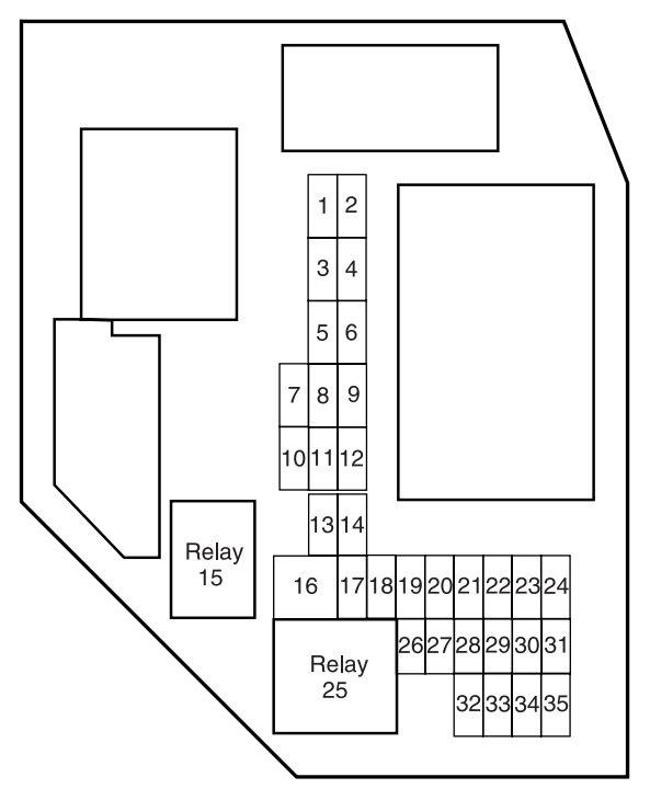 fuse box diagram for corsa b mazda b series  2010  fuse box diagram carknowledge info  mazda b series  2010  fuse box