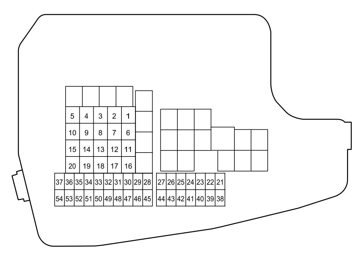 [DIAGRAM_5NL]  Mazda CX-5 (2015) - fuse box diagram - Carknowledge.info | 2015 Mazda 3 Fuse Diagram |  | Carknowledge.info