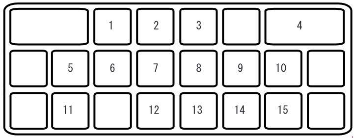 [SCHEMATICS_48YU]  Mazda CX-7 (2009 - 2012) - fuse box diagram - Carknowledge.info   Mazda Cx7 2007 Fuse Box      Carknowledge.info