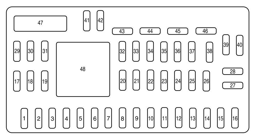 mazda tribute fuse diagram wiring diagram 500 2005 chevy silverado fuse box 2005 mazda tribute fuse box #6