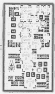 opel insignia  2016  fuse box diagram carknowledge