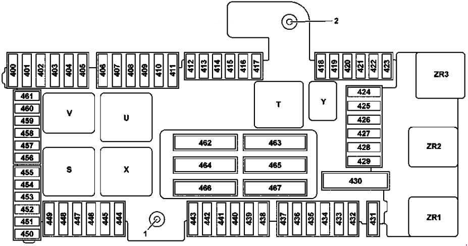 [TBQL_4184]  Mercedes-Benz C-Class w205 (2014 - 2018)- fuse box diagram -  Carknowledge.info | Mercedes Benz C180 Fuse Box |  | Carknowledge.info