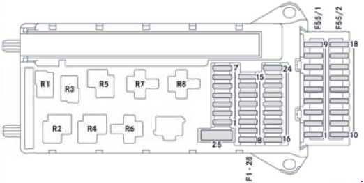 2006 pontiac g6 fuse diagram mercedes benz sprinter  w906   2006 2017  fuse box diagram 2006 pontiac g6 fuse panel mercedes benz sprinter  w906   2006