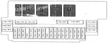 mercedes-benz s-class w220 (2000 - 2005) - fuse box diagram -  carknowledge.info  carknowledge.info