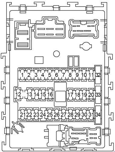 Nissan Sentra (2000 - 2006) - fuse box diagram - CARKNOWLEDGE on nissan fuel line diagram, nissan ac compressor diagram, 1997 nissan pathfinder fuse diagram, nissan transfer case diagram, 2003 altima relay diagram, nissan relay diagram, nissan radiator diagram, nissan seat diagram, nissan fuse box cover, infiniti qx56 fuse diagram, 2006 nissan altima fuse diagram, nissan battery diagram, nissan evap system diagram, 2013 nissan pathfinder fuse diagram, 2009 nissan frontier fuse diagram, nissan quest fuse diagram, nissan murano fuse box, nissan altima fuse panel, nissan master cylinder diagram, nissan engine wiring diagram,