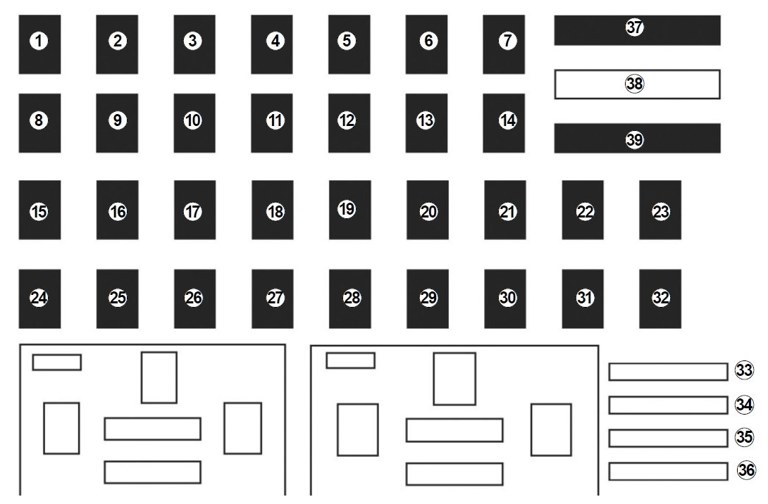 renault captur (2017) - fuse box diagram - carknowledge.info  carknowledge.info