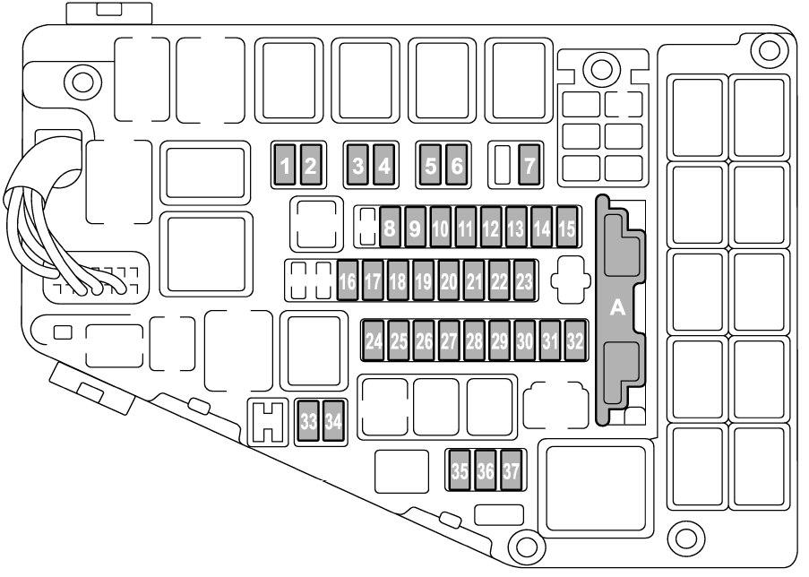 [SCHEMATICS_4CA]  Subaru Legacy (2015) - fuse box diagram - Carknowledge.info | Fuse Box 1994 Subaru Legacy |  | Carknowledge.info