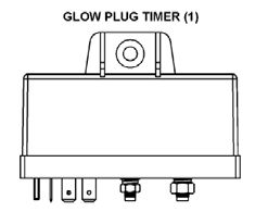 TATA Grande (Dicor) - fuse box diagram - glow plug timer